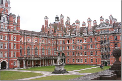 Royal Holloway Quad